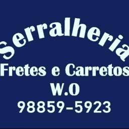 Título do anúncio: Preciso de Serralheiro!!