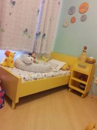 Título do anúncio: Mini cama infantil + Colchão