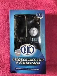 Título do anúncio: Esfigmomanômetro, Estetoscópio, Goniômetro e Martelo