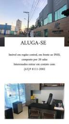 Alugo prédio comercial 18 salas no centro de araguaina