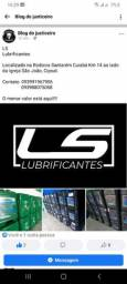 Oleos lubrificantes para veículos