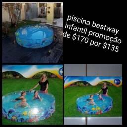 Piscina de 1.000 litro bestway