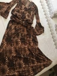 Vestido longo - Garnús (TAM; P)