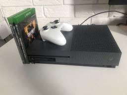 Xbox One s 500gb, Cinza Edição Limitada