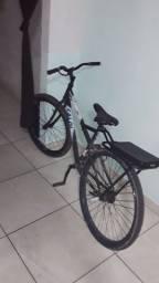 Vendo bicicleta freio de pé