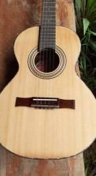 Viola caipira maciça artesanal luthier