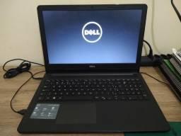 Notebook Dell Core i3 6° geração + SSD de 120gb
