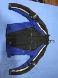 Título do anúncio: Jaqueta motociclista Zebra Azul. ( Oportunidade Unica )