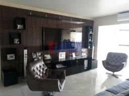 Apartamento à venda com 3 dormitórios em Ponta dareia, São luís cod:657