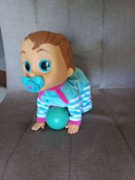 Título do anúncio: Vendo 2 bonecas Baby Alive e 1 Boneca Wow Babies