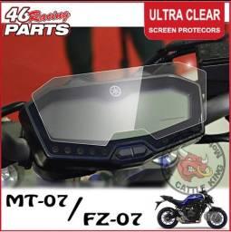 Título do anúncio: Película proteção painel Yamaha MT07