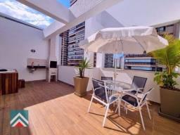 Título do anúncio: Maravilhosa cobertura Duplex 107ms na Lucio Costa - Barra da Tijuca