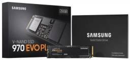 Título do anúncio: Ssd Samsung 970 Evo Plus Mz-v7s250 250gb