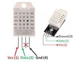 Sensor Dht22 arduino