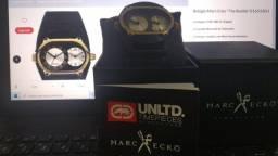 "Relógio Marc Ecko ""The Buckle"" E16513G1"