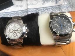 Vende-se 02 Lindos relógios