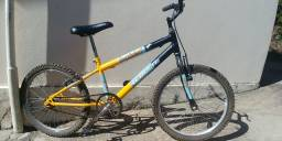 Título do anúncio: Vendo bicicleta aro 20 seminova