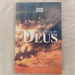 A Existência de Deus - Luiz Feracine (livro novo)