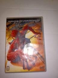 Dvd original do homem aranha