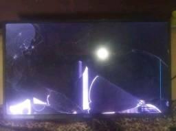Tv 42philco smart pra retirada de peças