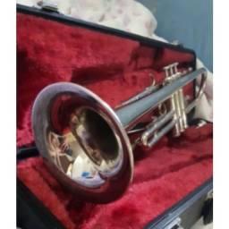 Título do anúncio: Trompete Yamaha Ytr 1310