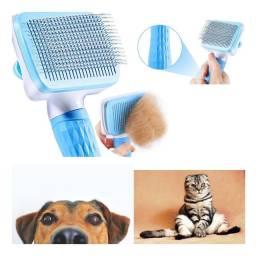 Título do anúncio: Pente removedor de pelo para cão e gato