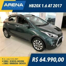 HB20X 2017/2017 1.6 16V PREMIUM FLEX 4P AUTOMÁTICO