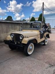 Jeep Willys 4x4 6 CC 1961