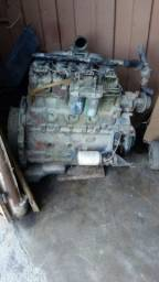 Motor MWM 229 4cc completo funcionando perfeitamente