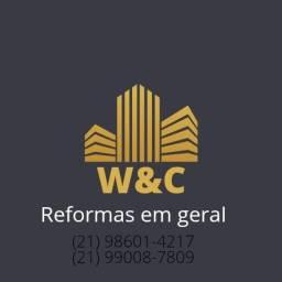 Serviço reformas em geral