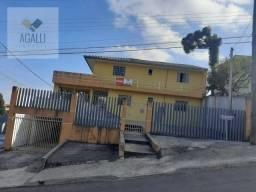 Terreno à venda, 210 m² por R$ 380.000,00 - Planta São Venâncio - Almirante Tamandaré/PR