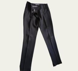 Título do anúncio: Calça básica, preta, Montag