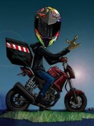 Título do anúncio: Vaga de trabalho para motoboy