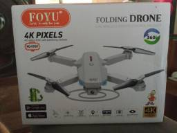 Drone novo só foi testado uma vez
