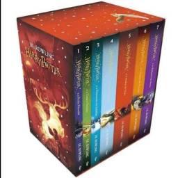 Box Harry Potter Edição Premium
