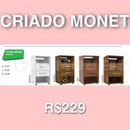 Criado mudo monet criado mudo monet criado mudo monet 009866