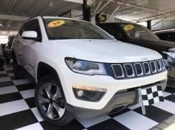 Jeep Compass 2018 quitado e preparado para transferência