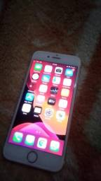 Título do anúncio: iPhone 6s rose desapego