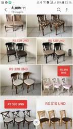 Título do anúncio: Cadeiras * Banquetas