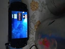PSP 2001 destravado - Cartão de 4gb