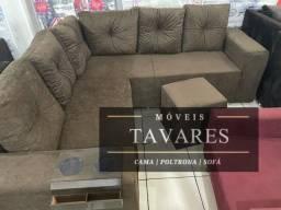 Título do anúncio: Sofá sofá sofá de canto @@@@ 900