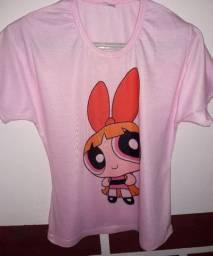 Camisa da Florzinha Beybelock T-P