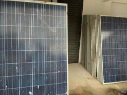 Kit Placa Energia Solar com Inversor