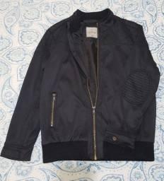 Jaqueta infantil preta (CeA)