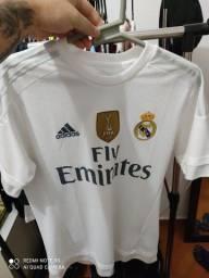 Camisa real Madrid 2015 original - nunca usada