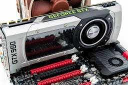 GeForce GTX 980 - Superior a 1050 Ti, 1650, 970, RX 570, equivalente a 1060 / RX 580