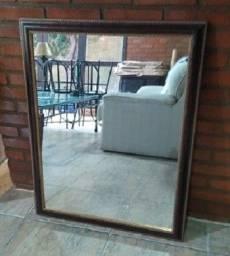 Título do anúncio: Lindo Espelho em Moldura Antiga - N1278