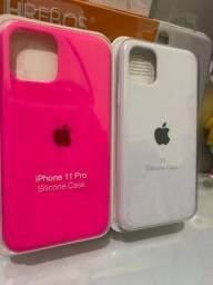 Case silicone iPhone 11