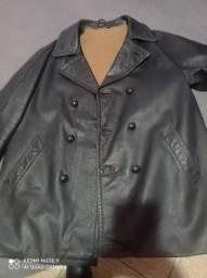 Título do anúncio: Jaqueta de couro tamanho g