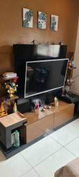 Título do anúncio: Tv LG 42la6130 3D + Rack Semi Novo